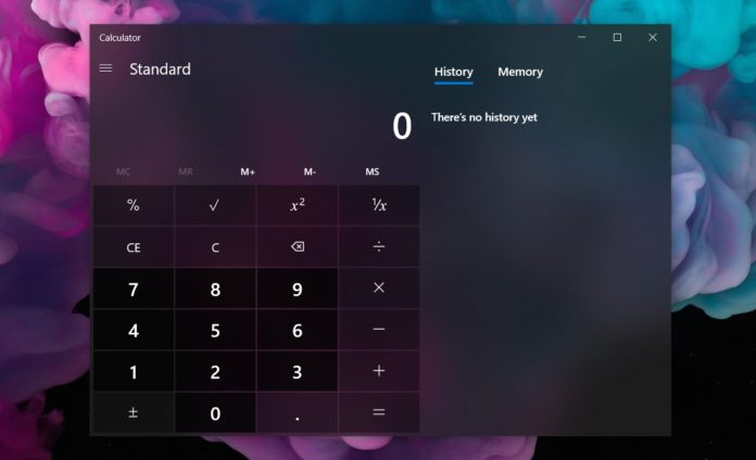 Windows Calculator