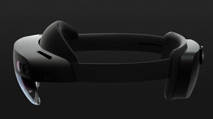 HoloLens 2 FCC