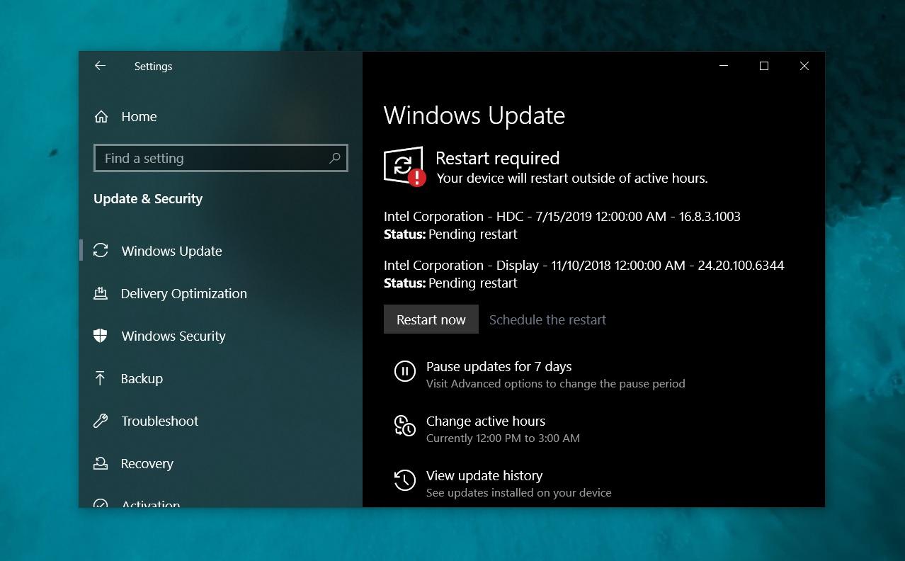 Direct Download links for Windows 10 KB4512941 (Build 18362 329)