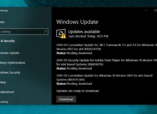 Windows 10 KB4515384