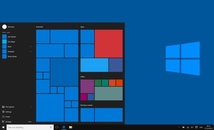 Windows 10 November 2019アップデート