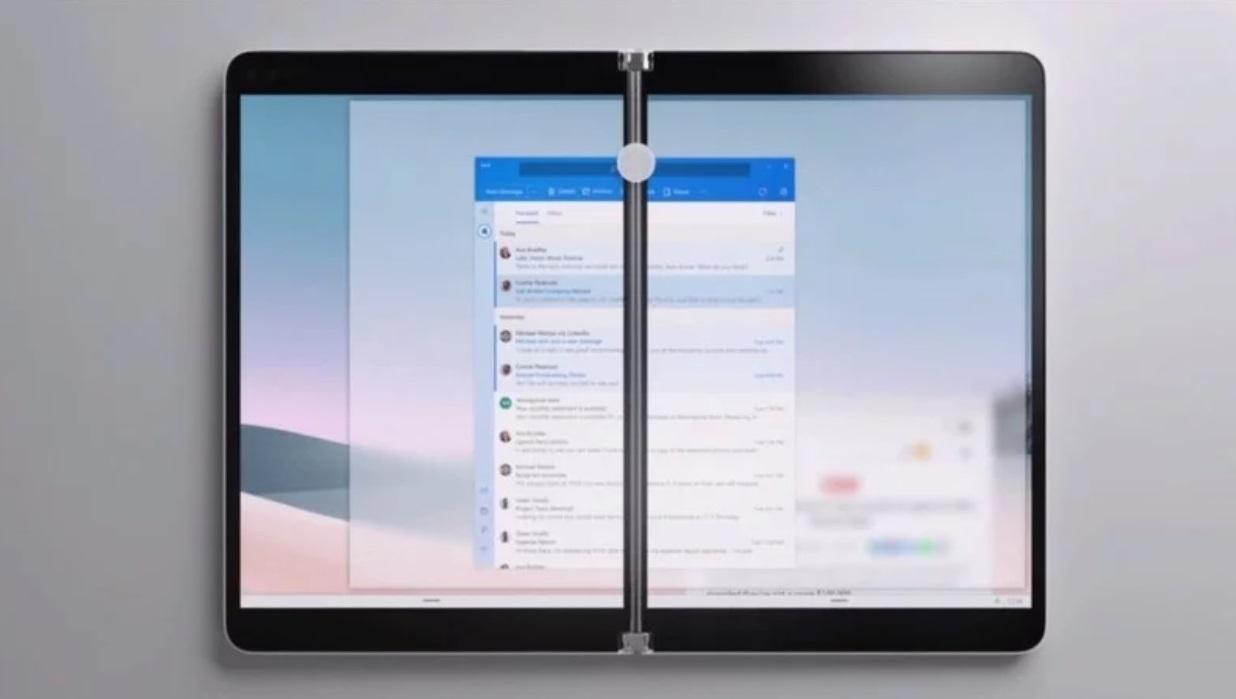 Windows 10X featured