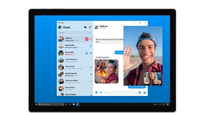 Facebook Messenger desktop