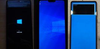 Windows 10 ARM for phones
