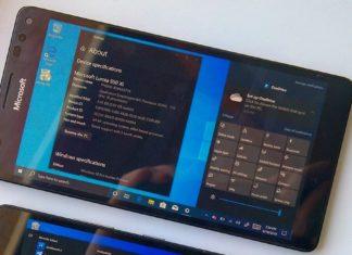 Windows 10 ARM for phone