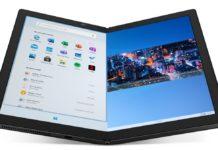 Windows 10 X desktop