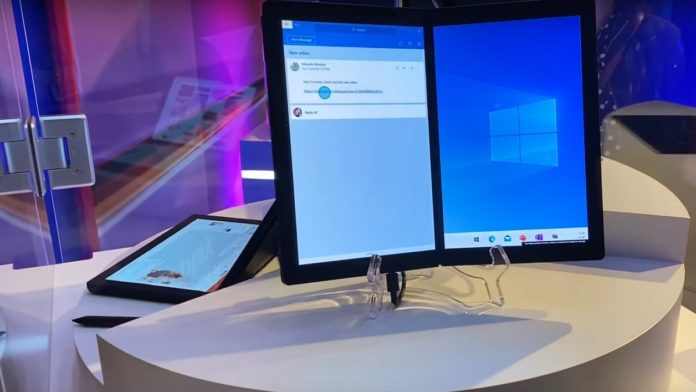 Windows 10 X featured