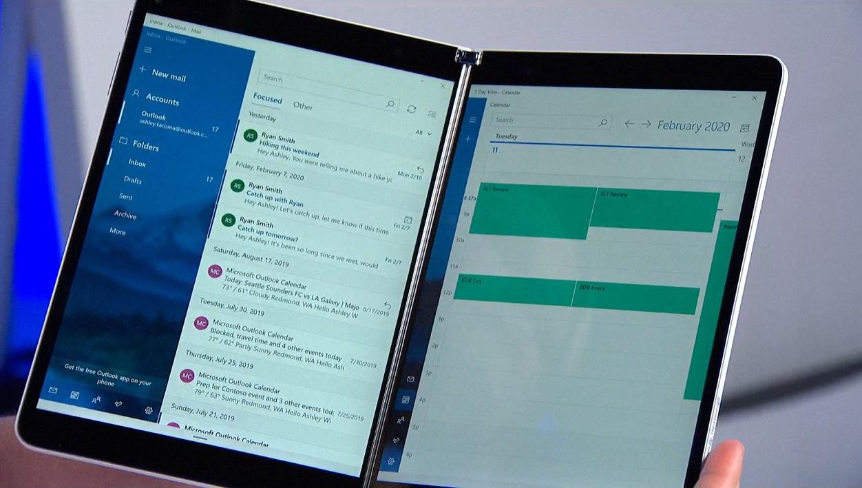 Windows 10 X