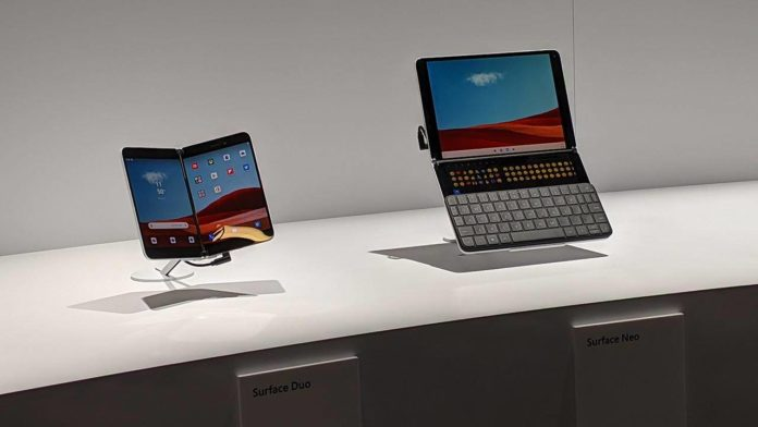 Surface Neo and Duo