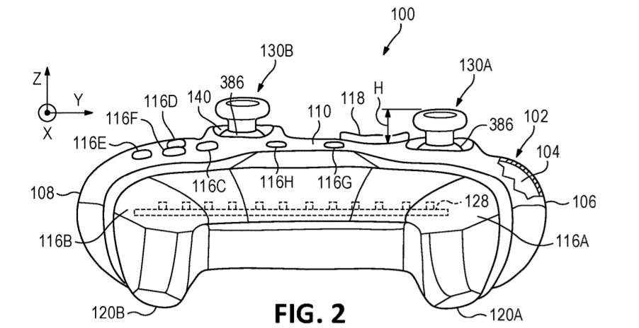 Microsoft Patent Points To Xbox One Controller Tweaks