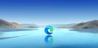 Edge web browser