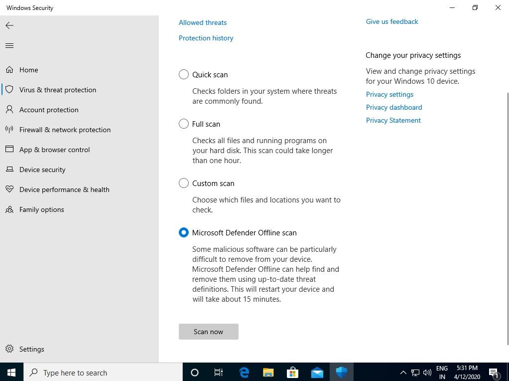 Microsoft Defender rebrand