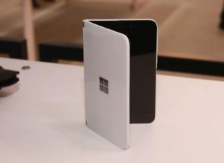 Surface Duo phone
