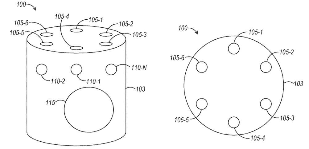 Surface speaker patent