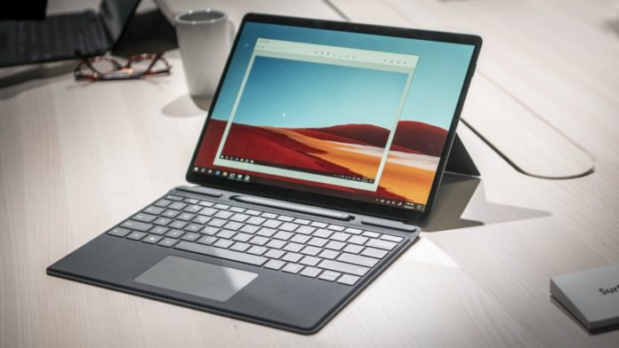 Surface with Windows 10