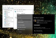 Windows 10 driver update