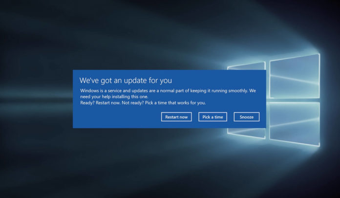 Updates for Windows 10