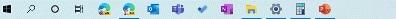 Taskbar pinned sites