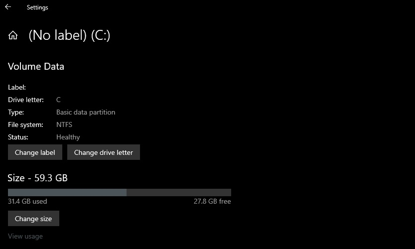 这就是Windows 10即将推出的磁盘分区管理工具