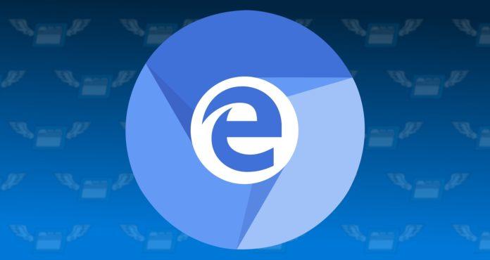 Microsoft Edge and Chromium