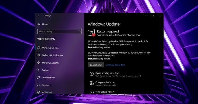 Windows 10 KB4566782