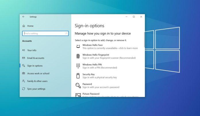 Windows 10 Credentials