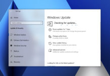 New Windows 10 October 2020 Update
