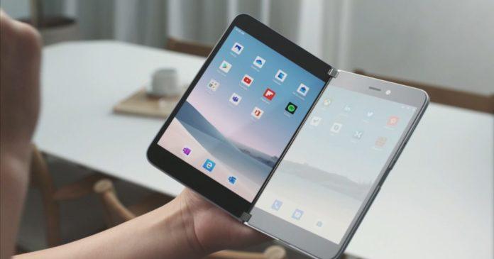 Surface Duo call drop
