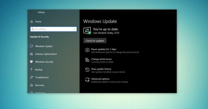 Windows 10 October 2020 Update ISO