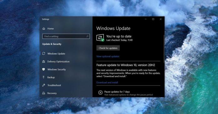 Windows 10 update blockers