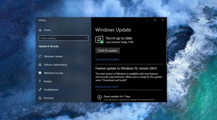 Windows 10 update blockers