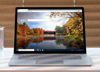 Microsoft Edge browser upgrade