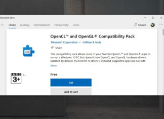 OpenGL OpenCL compatibility pack