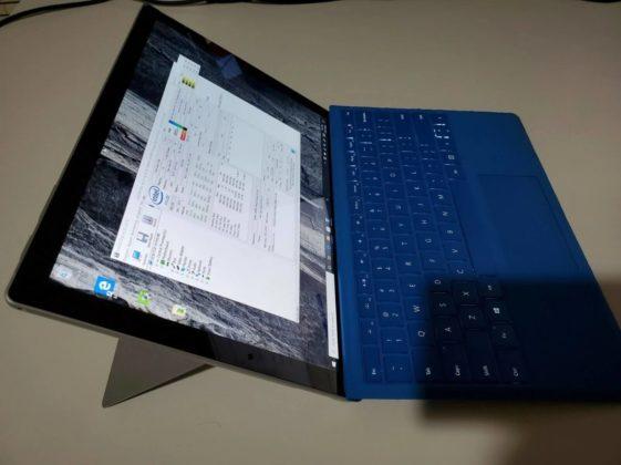 Surface Pro 8 proto side