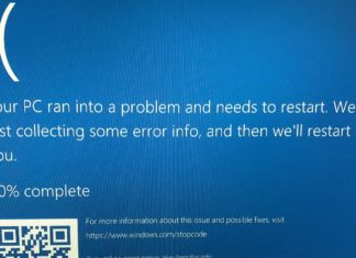 Windows 10 BSOD error