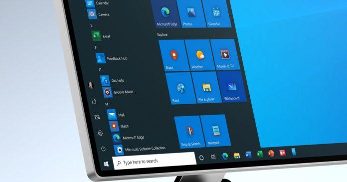 Windows 10 icons update