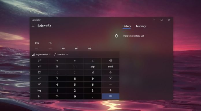 Windows 10 redesigned app UI