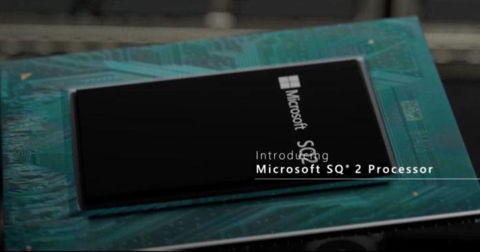 Microsoft ARM processors