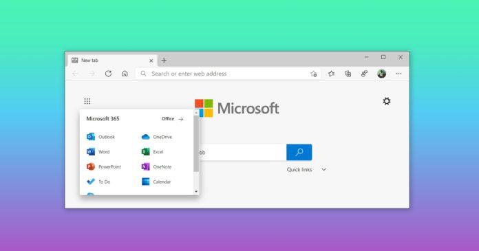Microsoft Edge left mouse bug
