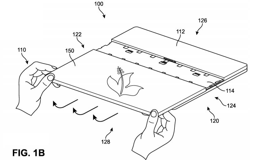 Modular Surface patent