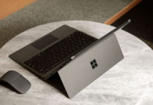 Surface Pro 8 memory configurations