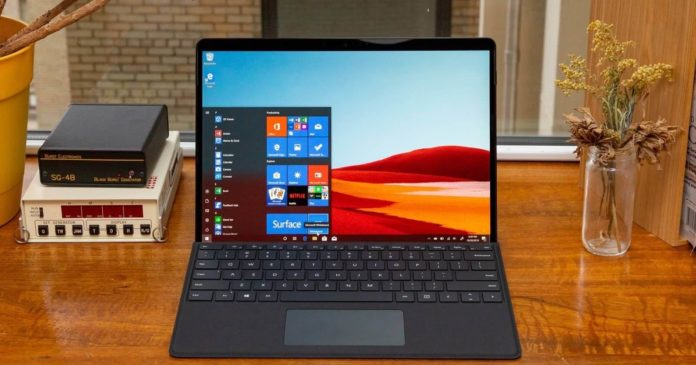 Surface Pro X ARM