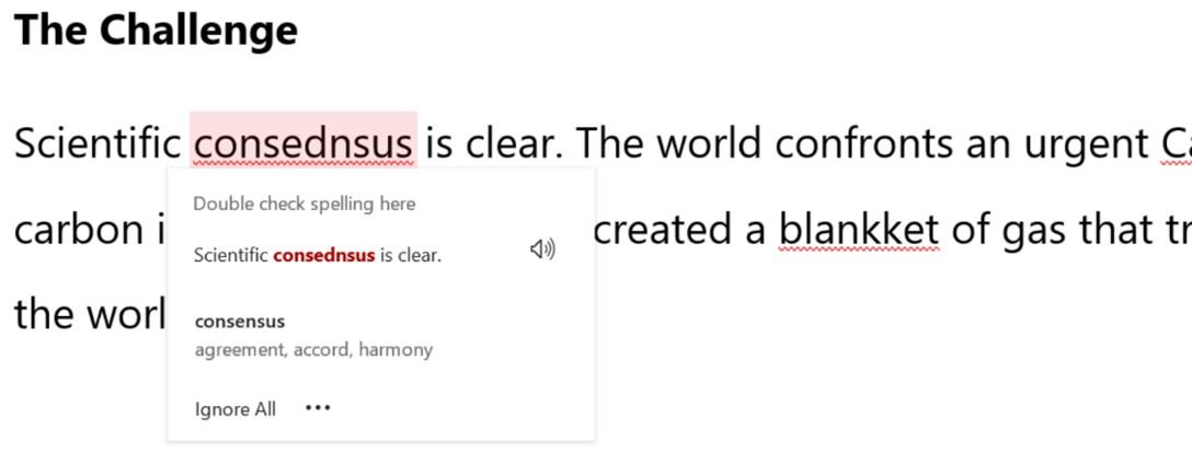 Word Editor