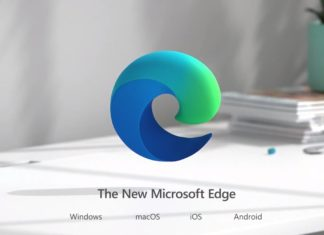 Microsoft Edge syncing feature