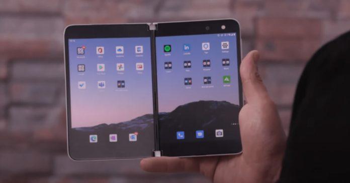 Surface Duo launch