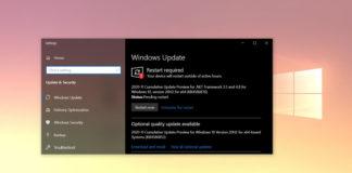Windows 10 KB4598298