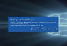 Windows 10 random reboot