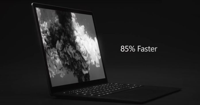 Surface Laptop 4 leak