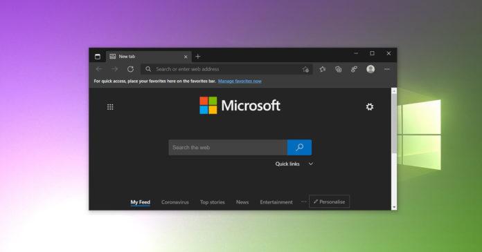 Windows Spellcheck for Edge
