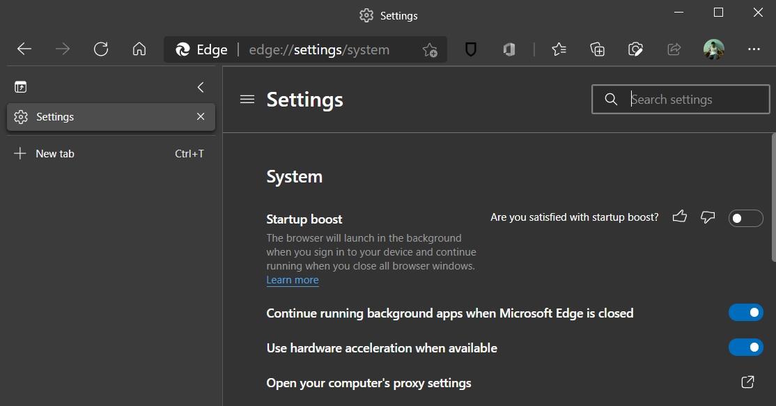 Coup de pouce au lancement de Microsoft Edge 89